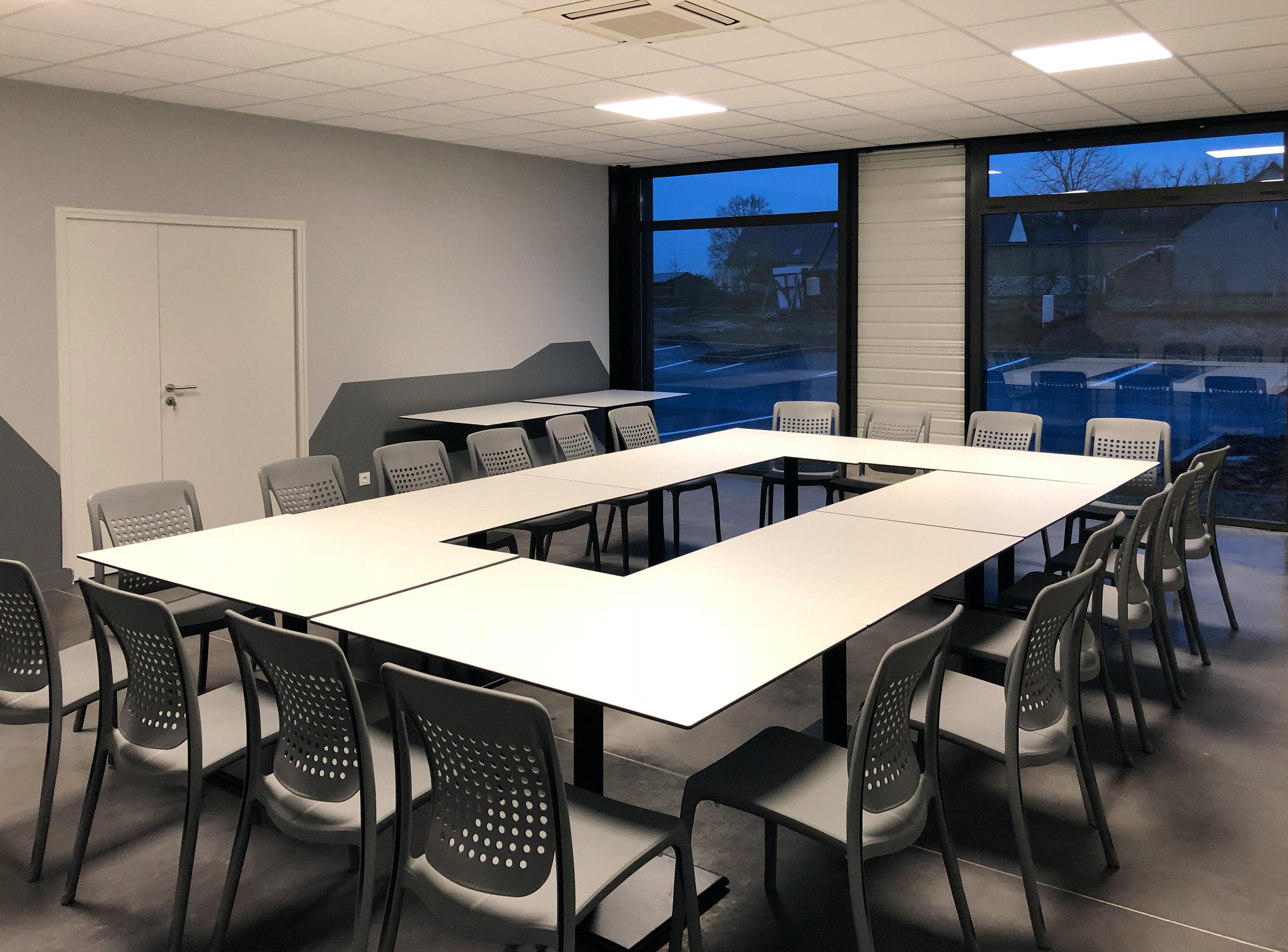 Salle de réunion 60m²