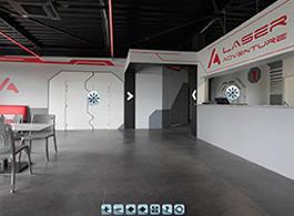 Viste virtuelle du centre
